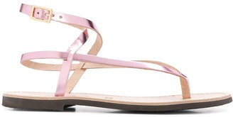 P.A.R.O.S.H. Ecly strappy sandals