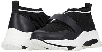 Steve Madden Medina Sneaker (Black) Women's Shoes