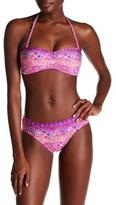 La Blanca Swimwear Tile Bandeau Bikini Top