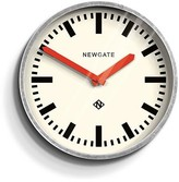 Newgate The Luggage Walk Clock Galvanised