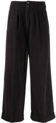 Bellerose corduroy wide-leg trousers