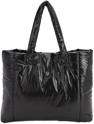 EA7 Emporio Armani Train Puffy Shopping Tote