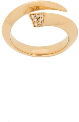 Shaun Leane Sabre diamond ring