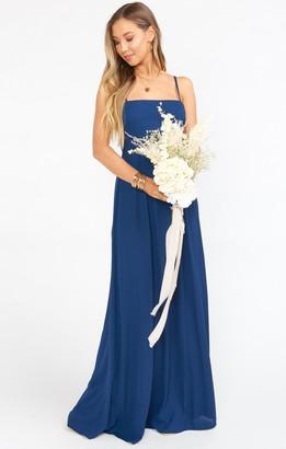 Show Me Your Mumu Lauren Tie Maxi Dress