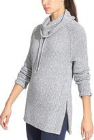 Athleta Borealis Cowl Neck Sweater