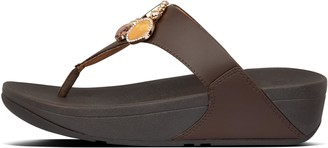 FitFlop Lulu Jewel Toe-Post Sandals
