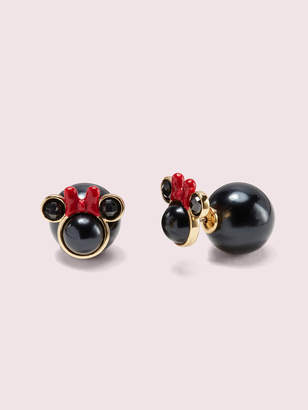 Kate Spade new york for minnie mouse reversible studs