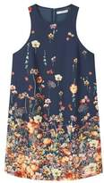 Mango Outlet Floral print dress