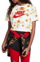 Nike AOP Crop Tee
