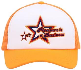 Nasaseasons Pleasure Is A Business Trucker Hat