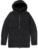 Descente Element Quilted Shell Down Jacket
