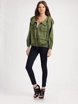 Marlon Army Jacket