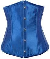 Alivila.Y Fashion Corset Alivila.Y Fashion Sexy Vintage Underbust Corset Bustier 2686A-5XL