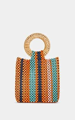 Ulla Johnson Women's Arusi Beaded Tote Bag