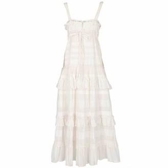 Antonio Marras \N White Cotton Dresses