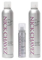 Nick Chavez Plump 'N Thick Hair Spray Duo withMini Hair Spray