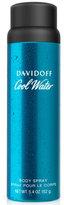 Davidoff Cool Water Body Spray for Him, 5.4 oz