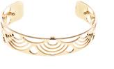 Les Georgettes PARIS Small Gold Cuff Bracelet
