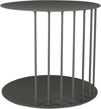 Broste Copenhagen - Tone Steel Side Table - Magnet