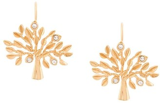 Mulberry Tree dropped earrings