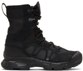 11 By Boris Bidjan Saberi Black Salomon Edition Jungle Ultra Boots