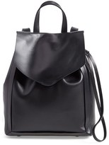 Loeffler Randall 'Mini' Leather Backpack