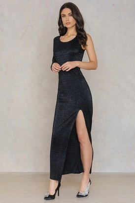 Rut & Circle Elina one shoulder dress