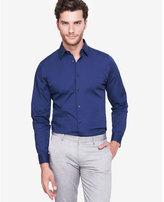 Express Modern Fit 1MX French Cuff Shirt