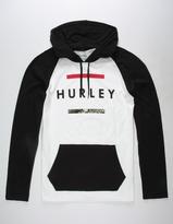 Hurley Splice Mens Lightweight Hoodie