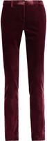 Etro Velvet slim-leg pants