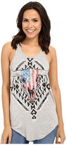 Rock and Roll Cowgirl Knit Tank Top 49-6213