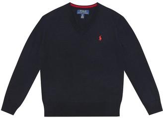 Polo Ralph Lauren Kids Wool sweater