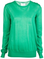 3.1 Phillip Lim Ruched back pullover