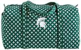 Vera Bradley Unbranded Michigan State Spartans Large Duffel Bag