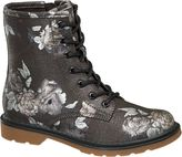 Graceland Floral Lace Up Boot