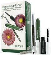 Clinique Eye Makeup Expert (1x Quickliner 1x Chubby Stick Shadow 1x High Impact Mascara) - Green 3pcs