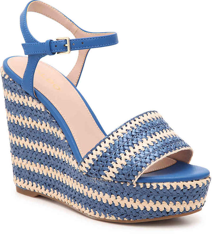 56f7a9e0b9a Aldo Blue Women's Shoes - ShopStyle