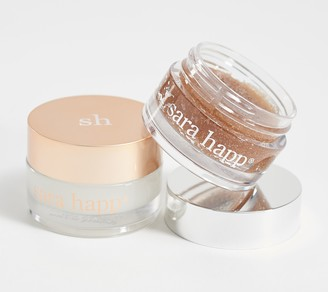 Sara Happ Simply Vanilla Lip Slip And Scrub