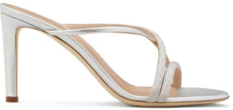 Giuseppe Zanotti Crystal Strap Sandals