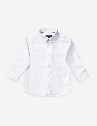 Eton Button-up cotton shirt 1-8 years