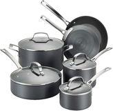 Circulon Genesis 10-pc. Hard-Anodized Nonstick Cookware Set