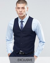 ONLY & SONS Skinny Vest with Stretch