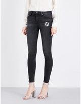 True Religion Halle skinny stretch-denim jeans
