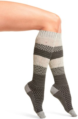 Smartwool Popcorn Cable Knit Knee High Sock