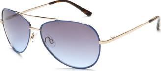 Andrea Jovine Women's A685 Aviator Sunglasses