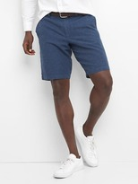 """Gap Linen-cotton shorts (10"""")"""
