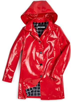 Jane Post Iconic Slicker Rain Coat