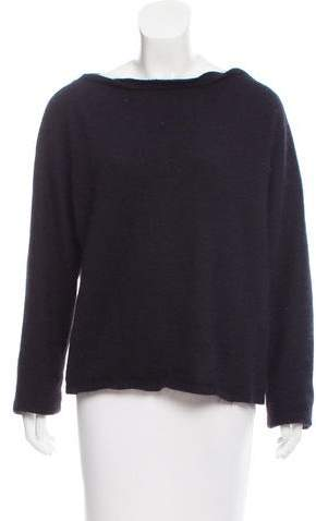 Balmain Angora Knit Sweater