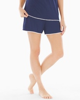Soma Intimates Crochet Pajama Shorts