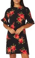 Dorothy Perkins Women's Rose Shift Dress